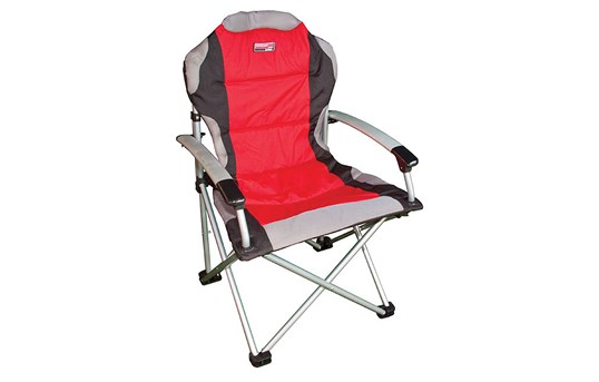 Quest Superlite Commander Folding Armchair Go Outdoors