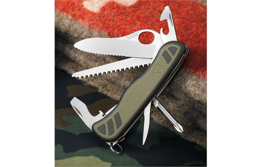 Victorinox Swiss Soldier S Knife 08 Go Outdoors
