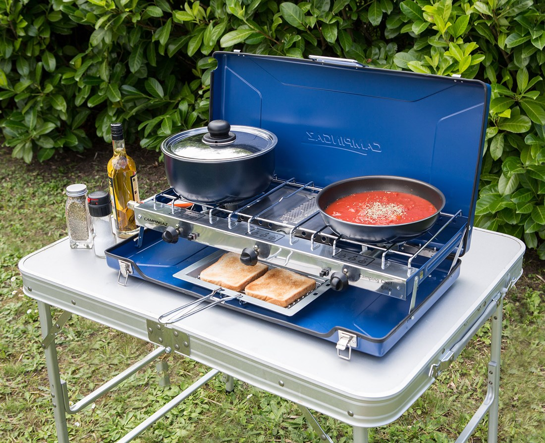 Packing, Storing and Organization Tips for a Camping Kitchen