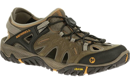 Go Outdoors Merrell Walking Shoes